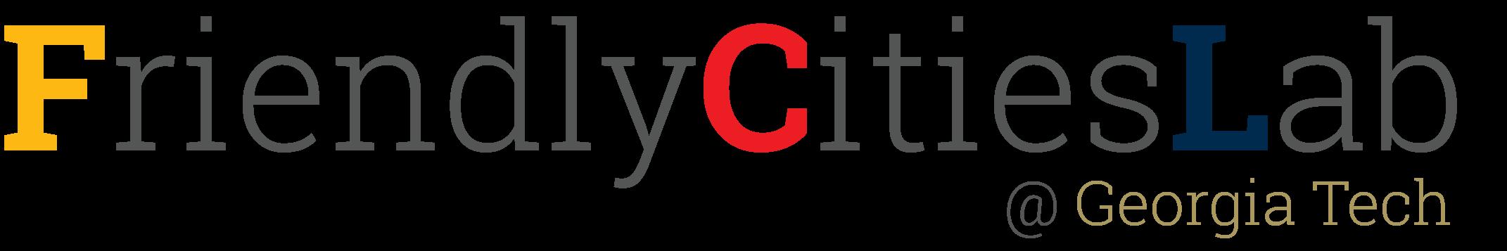 Friendly Cities Lab Logo